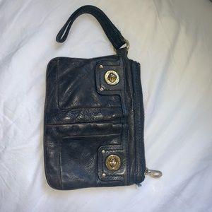 Marc Jacobs Vintage Dark Blue Clutch Small Purse